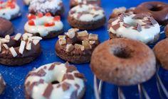 Donutky bez lepku aj laktózy