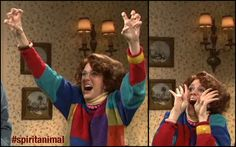 """I'm so freaking excited!"" - Kristen Wiig (SNL) @Shelley Parker Herke Parker Herke Kimrey"