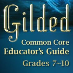 This guide contains several lessons that align with Common Core standards for grades 7-10. Lessons include Pre-reading questions, pre-reading geography lesson, geography activity, foreshadowing writing lesson, proverb/adage printable lesson, write your