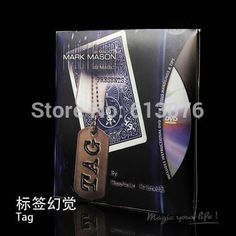 TAG - card magic,illusions,card tricks stage magic,mental free shipping   http://www.buymagictrick.com/products/tag-card-magicillusionscard-tricks-stage-magicmental-free-shipping/  US $11.59  Buy Magic Tricks