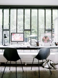 Home Office Space Inspiration Yfsmagazine For That Window With Wonderful Desk And View Inspiring Home Office Ideas Design For Increase Your Productivity 89 Best Space Inspiration Images On Pinterest