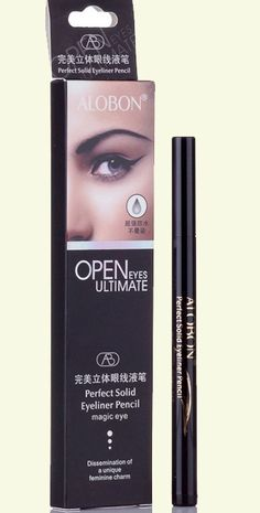Korean Brand  Makeup Eyeliner Pencil Gel Quick Dry 2ML Makeup Tools Cosmetic Eye liner 3pcs Charming Long Lasting Eye Liner Gel-in Eyeliner ...