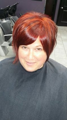 Hair By Lisa RED AND COPPER COMBINATION  Schwarzkopf Professional