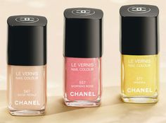 Chanel Le Vernis 2011 Spring Summer Collection