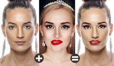 Face Swap Photoshop Tutorial - How to Swap Faces in Photoshop Photoshop Tutorial, Photoshop Face, Face Swaps, Unique Faces, Photo Tips, Photo Manipulation, Graphic Design, Photoshop Ideas, Photo Editing
