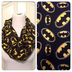 Batman scarf now available in regular and by DimpleCheekBoutique University Of Phoenix Stadium, Toddler Scarf, Adam West, Michael Keaton, Handmade Market, Boys Bow Ties, Christian Bale, Ben Affleck, Superhero Party