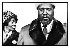 Thelonious Monk and his wife Nellie by Roberto Polillo (jazz)