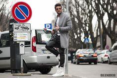 Mariano Di Vaio - MilanFashionWeek