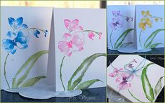 Penny Black + MISTI Card Set using Memento Inks
