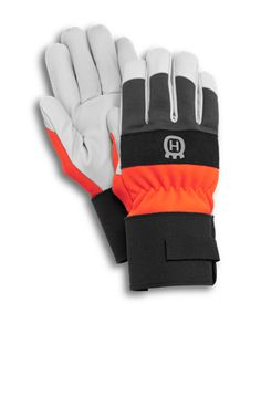 Husqvarna HD Leather Work Gloves (Classic)