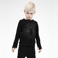 beetle radial - junior sweatshirt