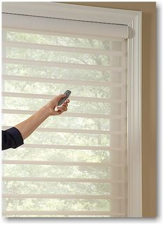 Hunter Douglas PowerRise 2.0 is a battery-powered, remote control system that…