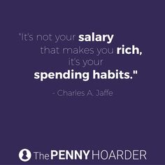 #truth http://www.thepennyhoarder.com/