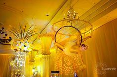 The Ritz-Carlton South Beach wedding lighting