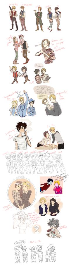 Les Mis Sketchdump II by elvishness on DeviantArt. OH MY GOD LES MIS AS STUDENTS FROM BEAUXBATONS YAS THAT IS THE BEST