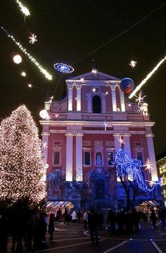 Christmas in Ljubljana, Slovenia | by Paul McClure DC