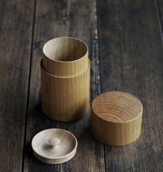 Tatsuya Aida | Tea Leaf Box by Tatsuya Aida - Analogue Life