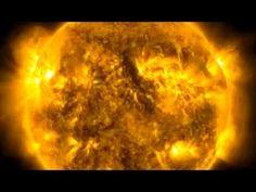 "Solar Dynamics Observatory: ""Three Years of SDO Data--Narrated"" 2013 NASA Goddard https://www.youtube.com/watch?v=sgnejHUapYY #Sun #SolarAstronomy"
