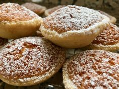 """I came across these tarts in a magazine quite some time ago and I have been making them ever since. They are quite easy to make and delicious, but are they really """"Maids of Honour Tarts""""?"""