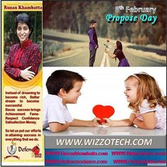Propose Day  Propose day is the second day of the Valentines week which is celebrated with great enthusiasm every year on 8th of February by the youths couples as well as other interested people of any age group. It is being celebrated for years in the western culture however; currently it has been started celebrating in the modernized way in almost every regions of the country. #youthicon #motivationalspeaker #inspirationalspeaker #mentor #personalitydevelopment #womenempowerment…