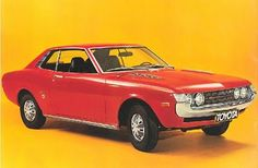 my first car was a 71 Celica...would so love to have one again.  And squeeze a hemi into it.