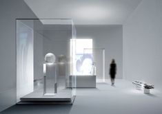 'Story Of...Memories Of CARTIER Creations', Exhibition Curated By Tokujin Yoshioka.