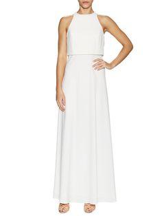 Gilt 的 Split Top Maxi Dress 品牌 Jill Jill Stuart