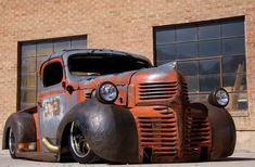 1947 Dodge Rat Rod Pick Up