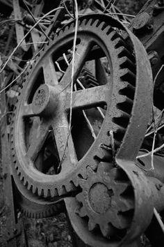 Gears by cleverdarkelve.deviantart.com on @deviantART