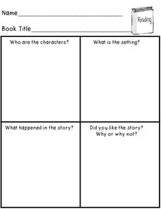 FREE story elements activity! Great for Guided Reading or centers! Hits CCSS!                                                                                                                                                                                 More