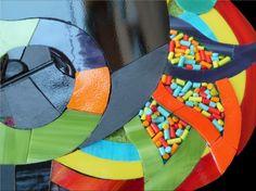 Contemporary mosaic, What a strange idea...! (Part 1)