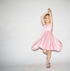 Kid's Vintage 1970s Pink Ballerina Dress Vintage Kids Clothes, Vintage Children, Vintage Outfits, Vintage Clothing, Ballerina Dress, Ballet Skirt, Girl M, Vans Shop, Little Princess