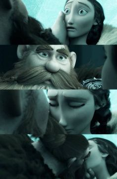 Thanks Dreamworks. I hope you're happy for killing off one of the most adorable couples ever. At least you left us with Hiccstrid.
