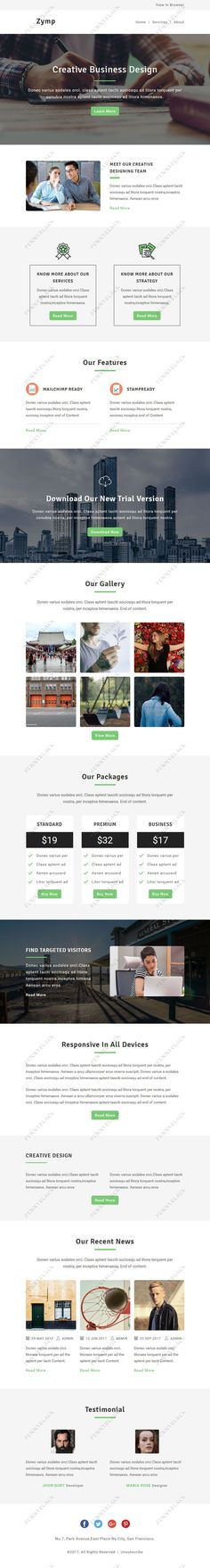 Teak  Responsive Email Template Js Html Css  Email Templates