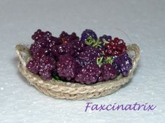 Cesto de uvas para el lagar