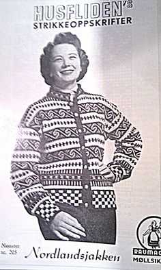 Nordlandsjakken 205 Norwegian Knitting, Colour Combinations, Nordic Style, Knits, Knitwear, Knitting Patterns, Men Sweater, Sweaters, Color