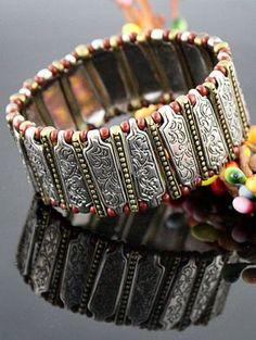 Fashionable Design Bead Vintage Individual Bracelet