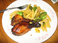 Single and Cooking for One: Crockpot Recipe: Balsamic and Honey Chicken Drumsticks