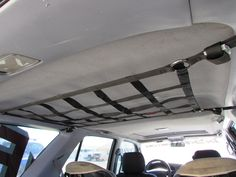 1990 - 2009 Toyota (2-4 gen) Toyota 4Runner Ceiling Storage