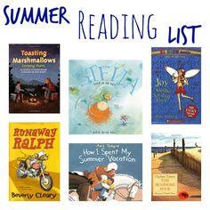 Summer reading list for kids - Savvy Sassy Moms