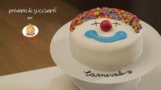 Sugar Art, Cake Art, Biscotti, Carnival, Birthday Cake, Cupcakes, Desserts, Food, House