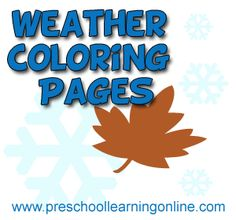 Kids Seasonal Coloring Pages & Weather - http://www.docdroid.net/w21w/kids-seasonal-coloring-pages-weather.pdf.html