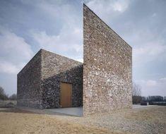 museum Insel Hombroich Neuss, Architecture - baukunst-nrw