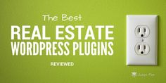Real Estate Agents. If you have a WordPress website you are probably using or looking for one of these WordPress plugins for real estate.  https://www.jasonfox.me/the-best-real-estate-wordpress-plugins-reviewed/