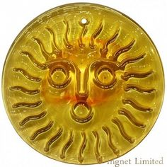 """WHITEFRIARS SUNSPOT suncatcher by Geoffrey Baxter... I would like to see this """"in action""""..."""