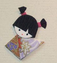 Esta muñeca es bastante sencilla de hacer y queda muy bonita.   MATERIALES:  Cabeza y cuello:  1. Papel blanco grueso (tipo cartulina): cí...