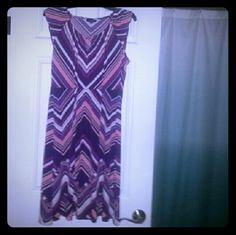 Apt 9 mauve pink purple keyhole dress LAST CALL Apt 9 mauve pink purple keyhole dress sz S Apt. 9 Dresses