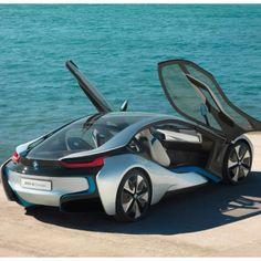 BMW concept car.