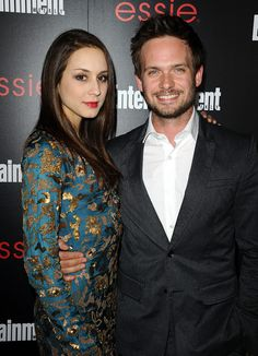 Patrick J. Adams Caught Cheating On Fiancee Troian Bellisario — Report