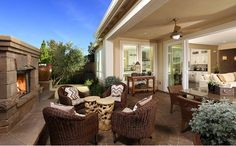The California Room Provides The Perfect Covered, Outdoor Living Space That  Can Be Enjoyed All